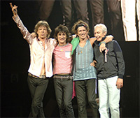 THE ROLLING STONES GIRA EUROPEA 2006