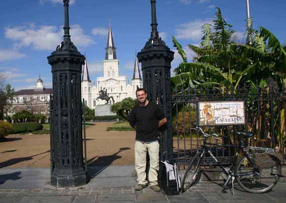 Guille en New Orleans