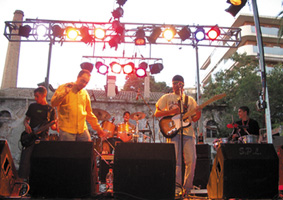 LOS FINALISTAS DEL CONCURSO MUSICAL DO DE TARRAGONA