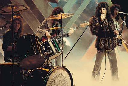 FREDDIE MERCURY-QUEEN 'Keep Yourself Alive' (Mantente vivo)