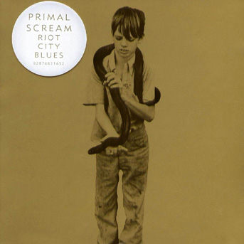 "PRIMAL SCREAM ""Riot City Blues"" CD-SONY/BMG"
