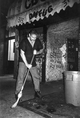 El CBGB's  cerró
