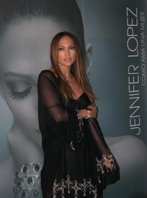 JLO, Jennifer López presentación