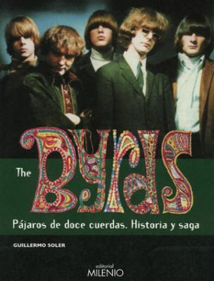 THE BYRDS, el libro