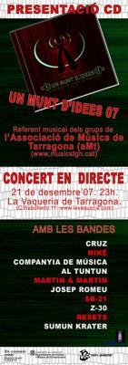 PRESENTACIÓN DEL IV CD MULTIMEDIA DE LA aMt