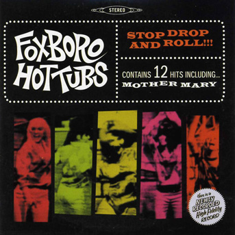 FoxBoro Hot Tubs, Cd
