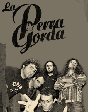 Rock 'n' roll made in Tarragona con LA PERRA GORDA