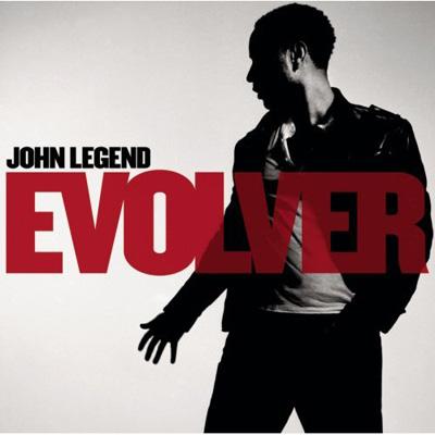 "JOHN LEGEND ""Evolver"""