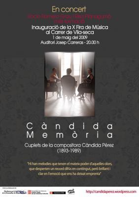 La aMt Associació de Músics de Tarragona inaugura la X fira de Música al Carrer