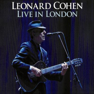 LEONARD COHEN, en directo
