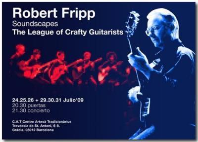 ROBERT FRIPP, extractos de una entrevista