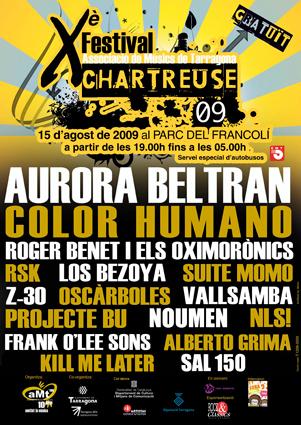 Cartel X festival aMt Chartreuse