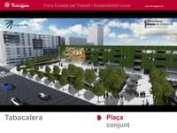 Espacio Tabacalera para la Associació de Músics de Tarragona (aMt)
