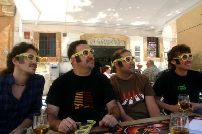 Concierto Dia Internacional de la Música 2010 en Tarragona ELVIS IS DEAD...?