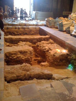 A la búsqueda del templo de Augusto en Tarraco
