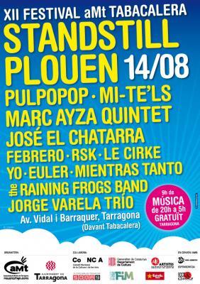 Presentat el cartell del XII Festival aMt Tabacalera a Tarragona