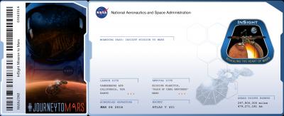 Hacia MARTE con la NASA