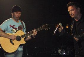"""U2, ANUNCIA SU GIRA MUNDIAL """"VERTIGO/2005"""""""