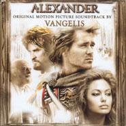 VANGELIS, la fuerza de Alexander