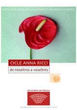 IV CICLO DE CONCIERTOS ANNA RICCI